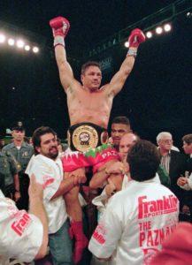 Vinny Paz Champion