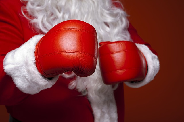 Why Xmas is THE time to argue and how you win conflicts!