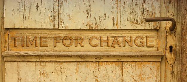 Warum Du für 2018 keine Angst vor Deinem persönlichen Change haben musst