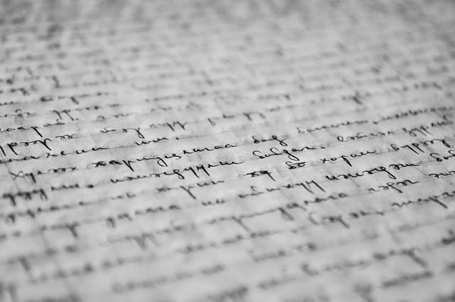 Manuskript Nicola De Nittis